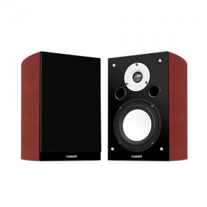 XL7S High Performance Two-way Bookshelf Surround Sound Speakers