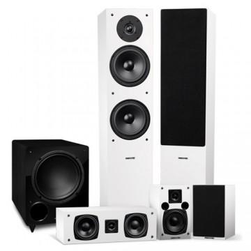 Elite Surround Sound Home Theater 5.1 Channel Speaker System