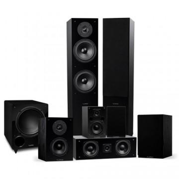 Elite High Definition Surround Sound Home Theater 7.1 Channel Speaker System