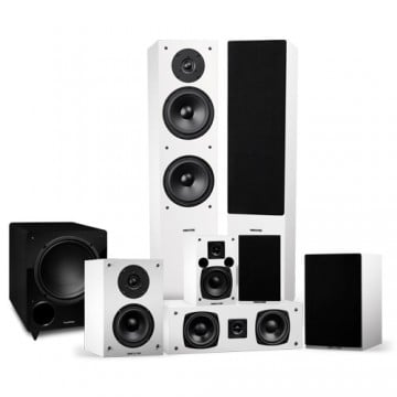 Elite High Definition Surround Sound Home Theater 7.1 Channel Speaker System