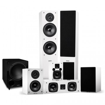 Elite Surround Sound Home Theater 7.1 Channel Speaker System