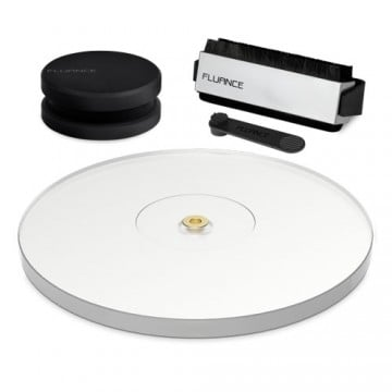 Vinyl Turntable and Record Accessory Kit