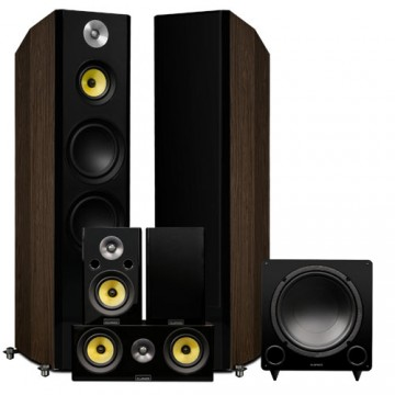 Signature Hi-Fi 5.1 Home Theater Speaker System