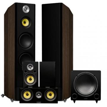Signature Series Hi-Fi 5.1 Home Theater Speaker System