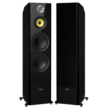 Signature Hi-Fi Three-way Floorstanding Speakers