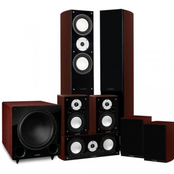 Reference Series Surround Sound Home Theater 7.1 Channel Speaker System