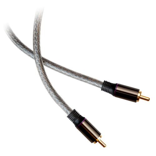 Ultimate Performance Subwoofer Cable - Small