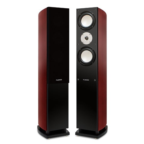 XL7F High Performance Three-way Floorstanding Loudspeakers