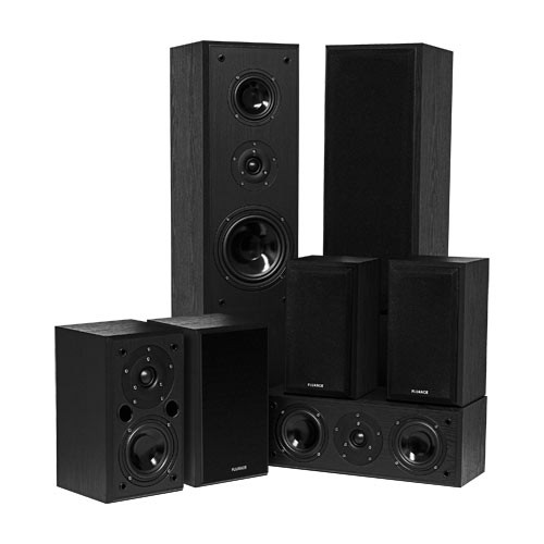 Classic Series Surround Sound Home Theater 7.0 Channel Speaker System