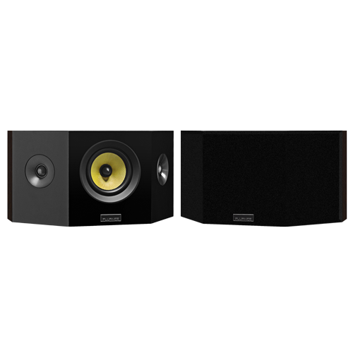 Signature Series Hi-Fi Bipolar Surround Sound Speakers