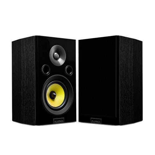 Signature HiFi Two-way Bookshelf Surround Sound Speakers