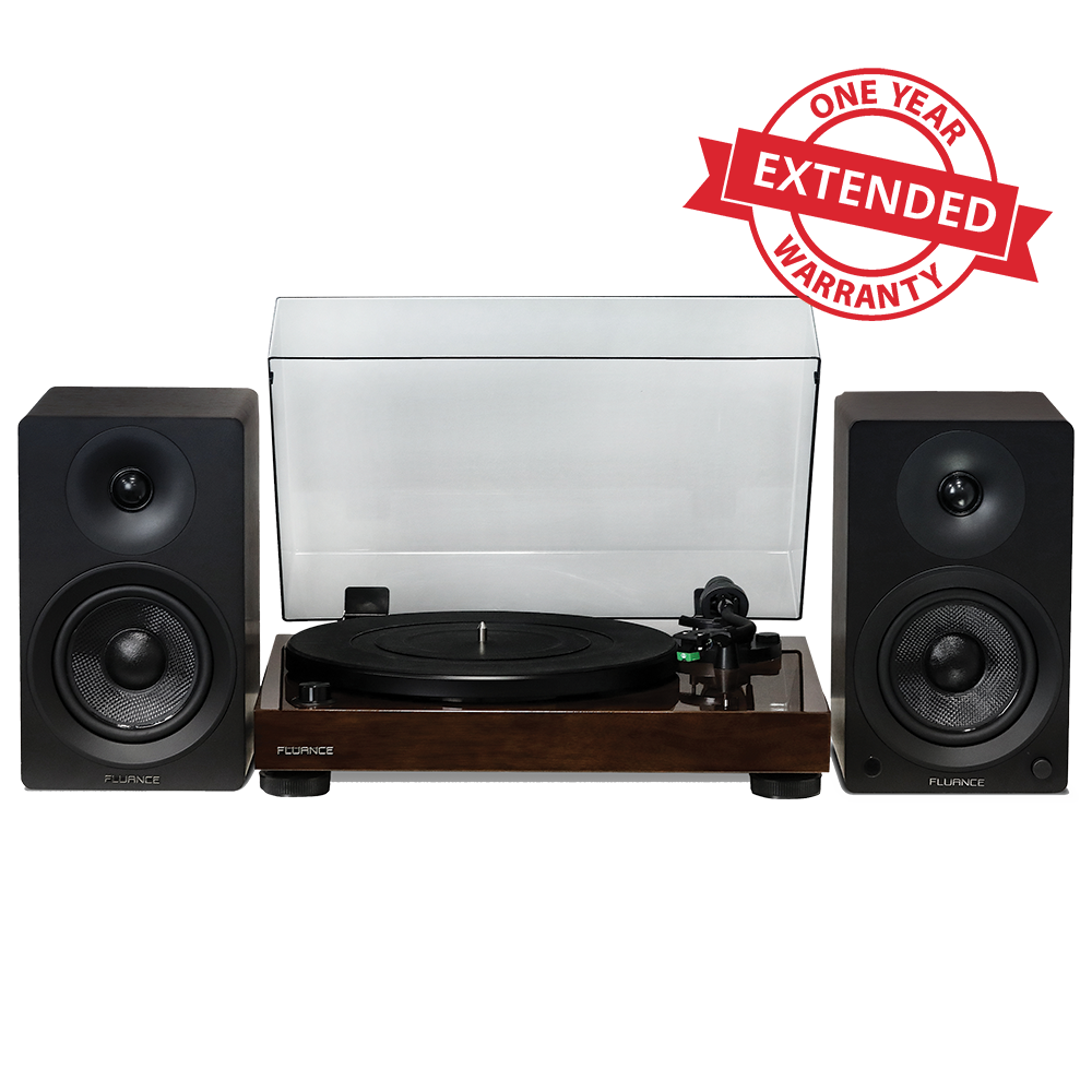Extended Warranty For RT81AI40B Turntable and Speakers Bundle