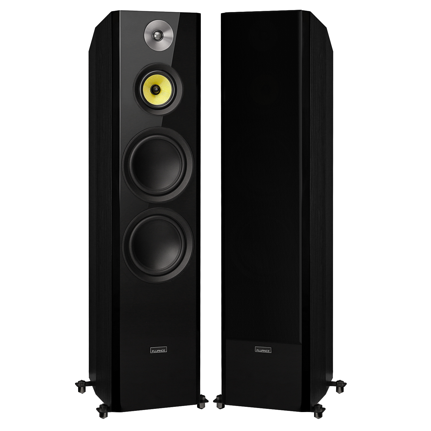 Fluance HFF Signature Series Floorstanding Speakers Main