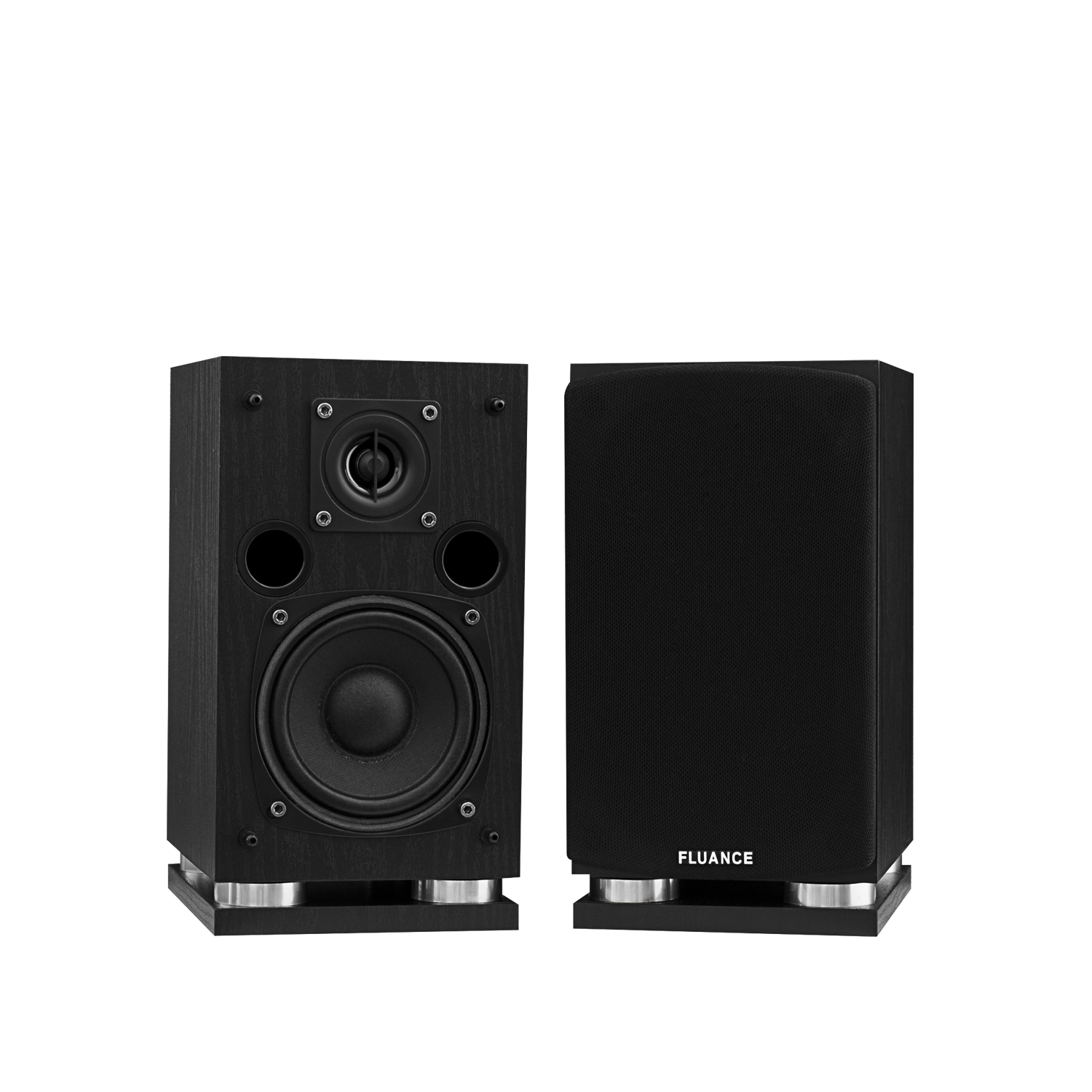 SXSS Surround Sound Speakers -  Black Ash (pair)
