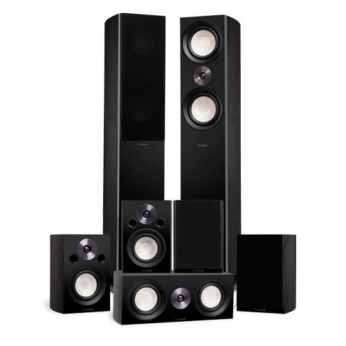 Reference Series Surround Sound Home Theater 7.0 Channel Speaker System - Alternate 1