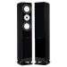 Fluance XL7FBK Black Ash Floorstanding Speakers