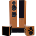 SXHTBBP-KIT Home Theater System With Bipolar Speakers