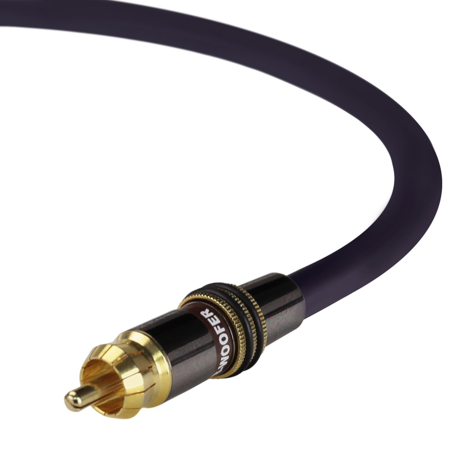 15 foot Subwoofer Cable Tartan Cable brand