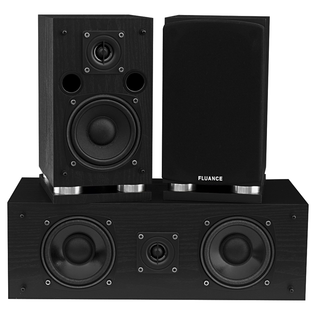 Elite Series Center Channel & Surround Sound Speakers
