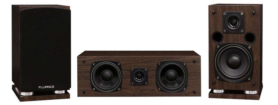 Elite Series Center Channel & Surround Sound Speakers