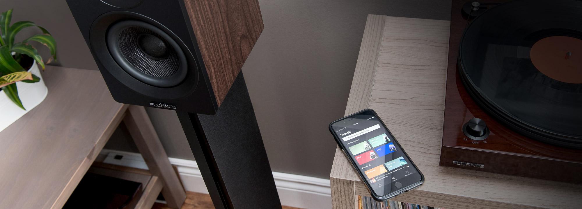 Ai41 Powered Bookshelf Speakers