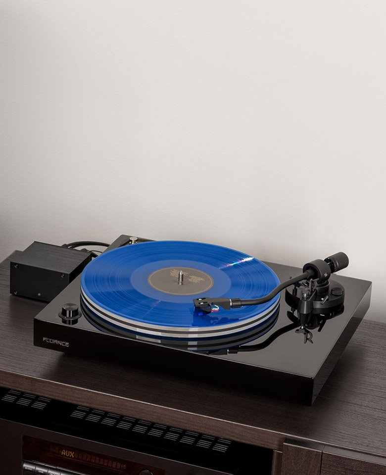 The Fluance RT85 Reference Turntable