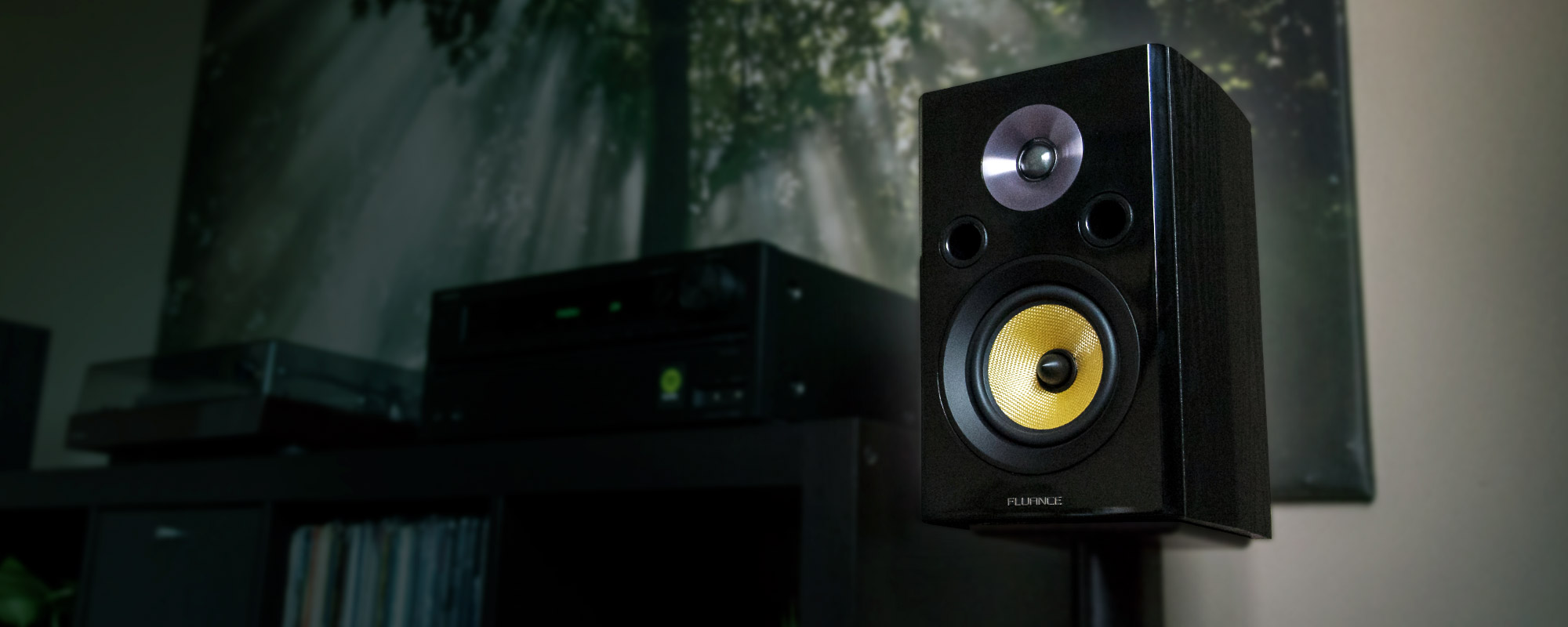 25% Off Select Fluance Surround Sound Speakers