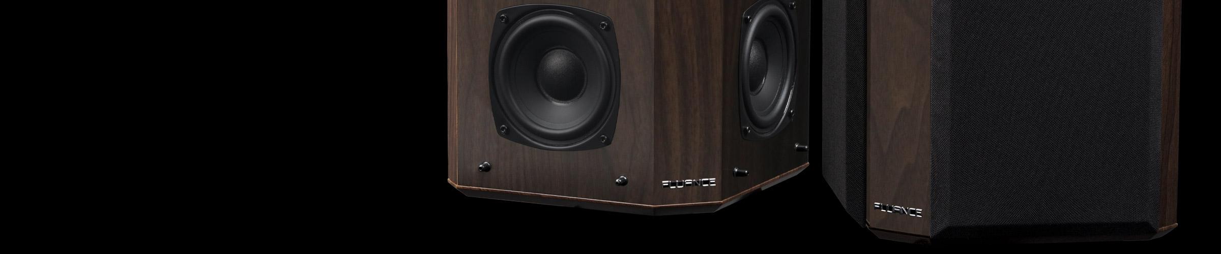 SXBP2 Bipolar Surround Sound Speakers Intro