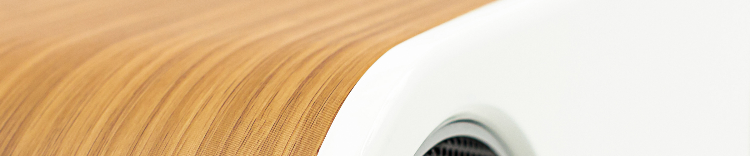 Fi30 bluetooth speaker cabinet wood design