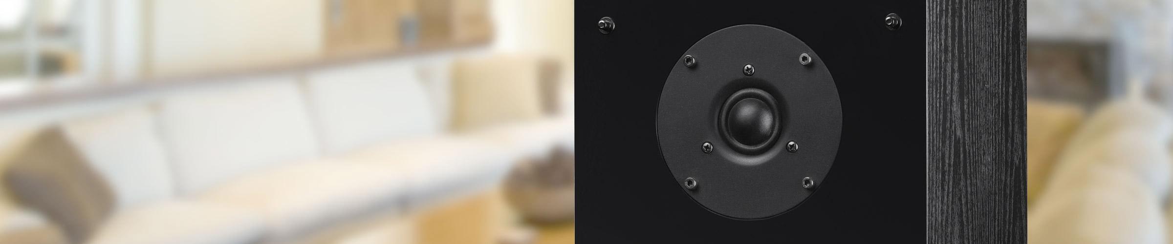 SXHTB Home Theater Speaker System Scorching Highs