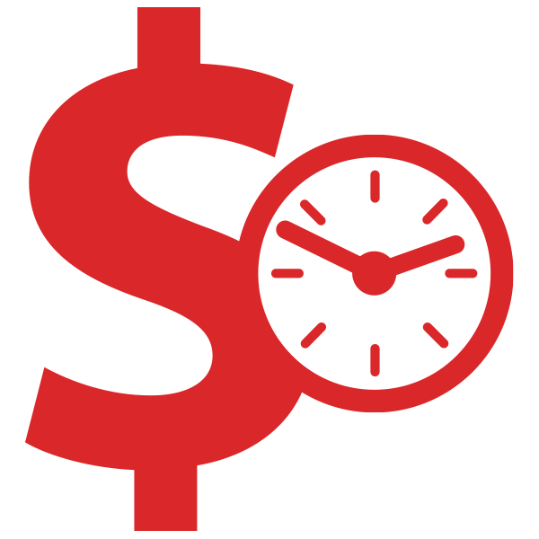 refund time icon