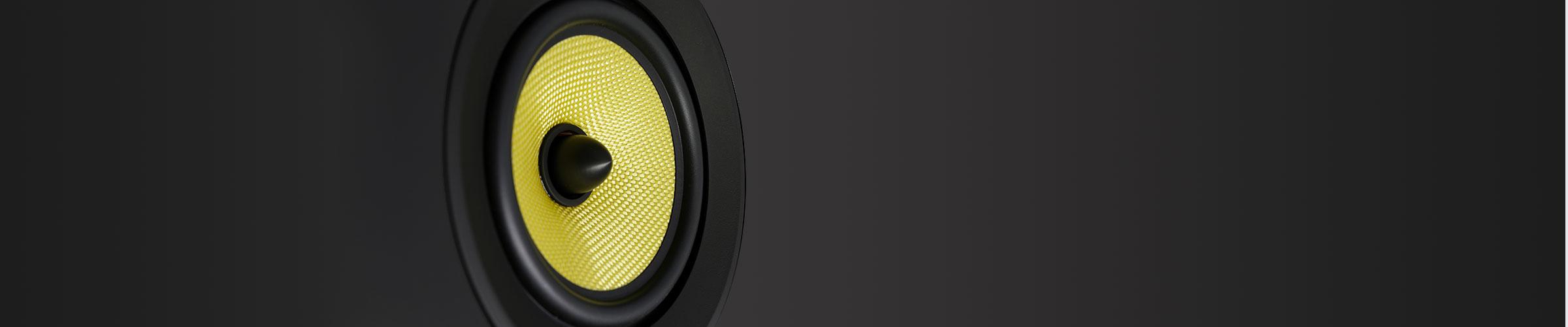 HFC Warm Midrange for Enhanced Soundstage
