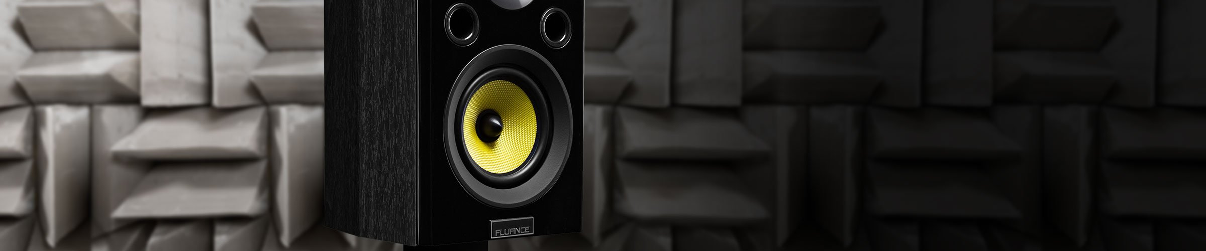 Fluance signature series surround sound speakers midrange