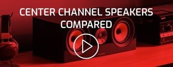 Fluance Center Channel Speakers Compared
