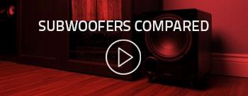 Fluance Subwoofer Speakers Compared