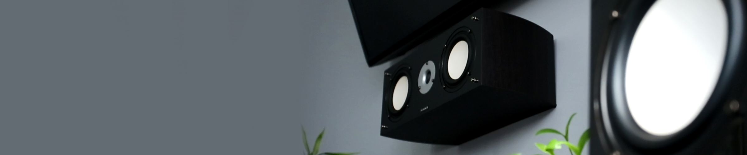 XL7CBK Center Channel Speaker Intro