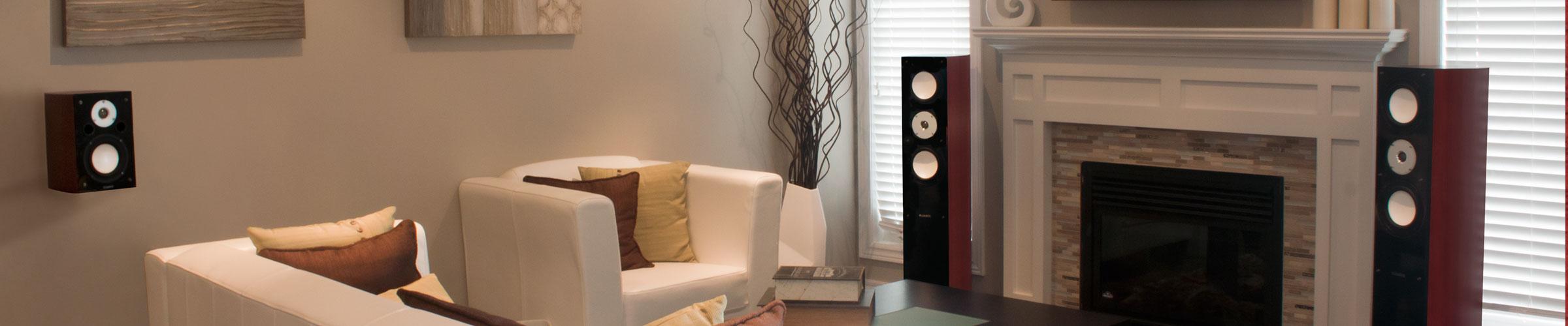 XL7F Floorstanding Speakers Intro